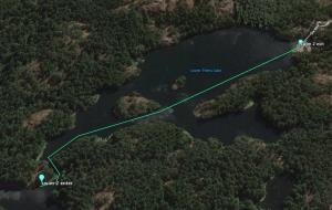 LC swim #2 map
