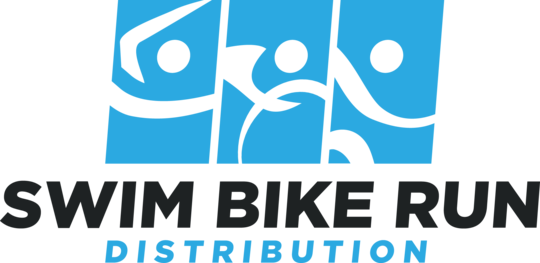Swim Bike Run Distribution logo